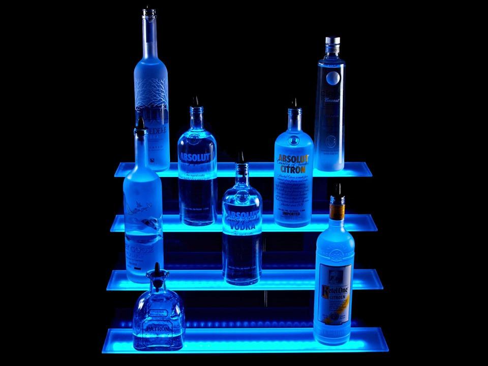bar, alkohol, svetlo