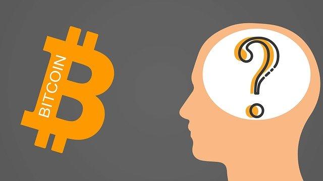 myšlení na bitcoin